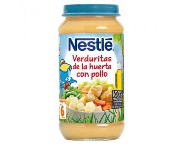 NESTLE PURE DE VERDURAS Y...
