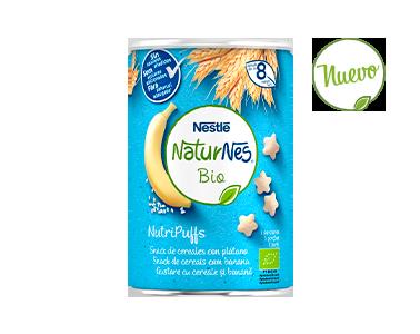 NATURNES BIO NUTRIPUFFS...