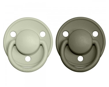 CHUPETES BIBS DELUXE SAGE...