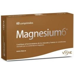 MAGNESIUM 6 60 COMPRIMIDOS...