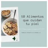 Somos el reflejo de lo que comemos.   #cuidadopiel #belleza #consejofarmaceutico #farmaceuticas #farmaciamadrid #pvergara12