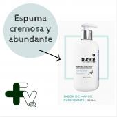 Mi preferido es el segundo 🤩  Ya disponible en la web!!.   Jabón de manos: 11€. Crema de manos: 12,50€.
